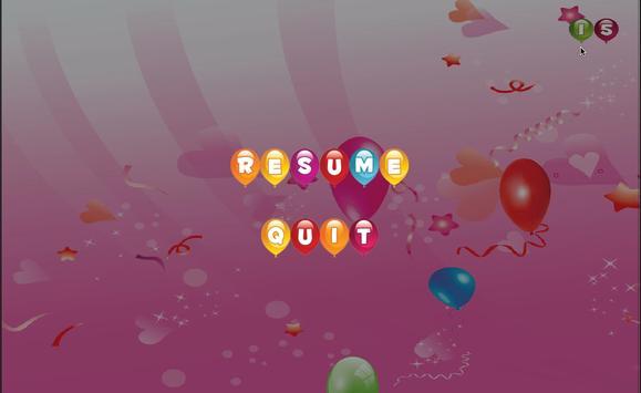 Balloon Popping For Babies screenshot 6