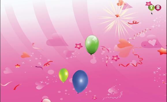 Balloon Popping For Babies screenshot 7