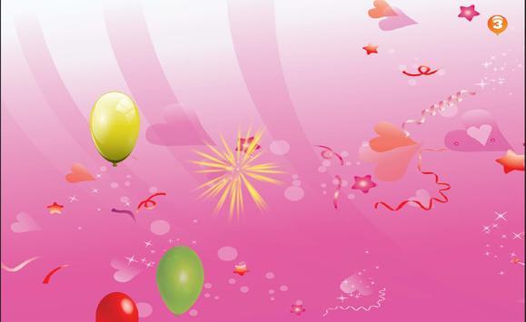 Balloon Popping For Babies screenshot 9