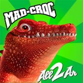 Talking Croc AR Message icon