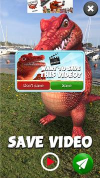 Talking Croc AR Message screenshot 7