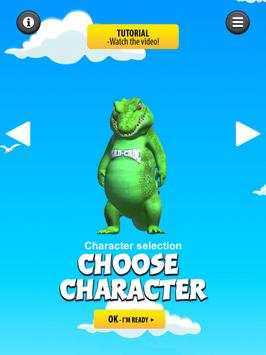 Talking Croc AR Message screenshot 9