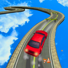 Racing Car Stunts On Impossible Tracks: Free Games أيقونة