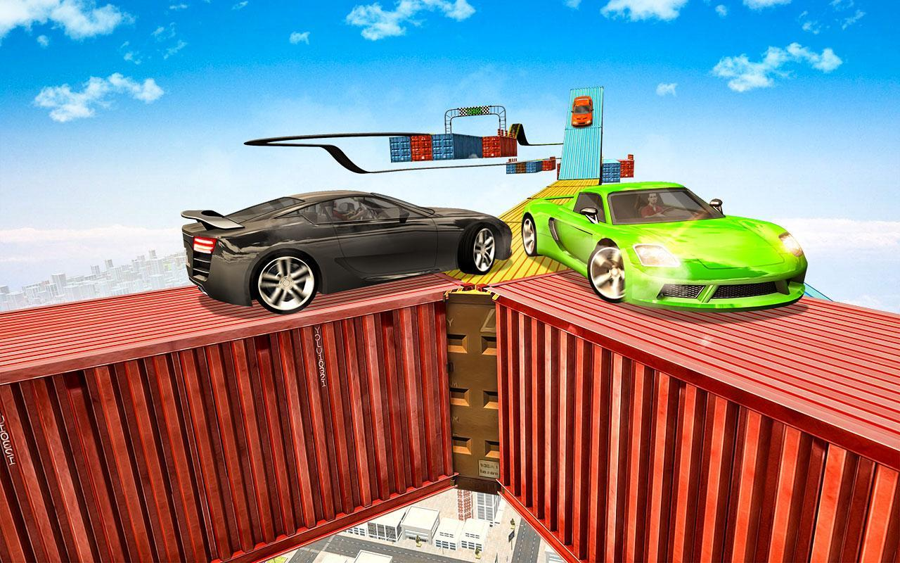 Racing Car Stunts On Impossible Tracks Free Games For Android Apk