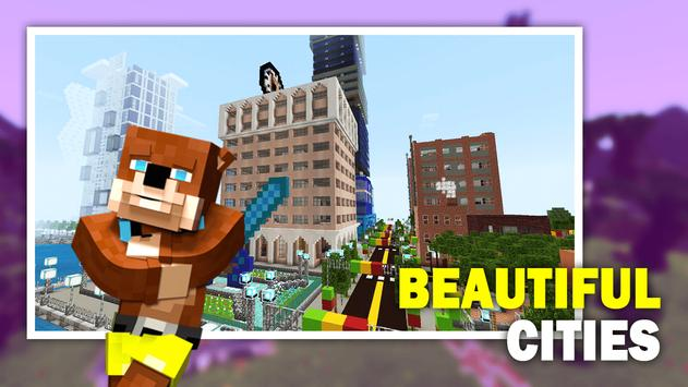 Creation Maps for Minecraft PE screenshot 15