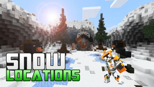 PVP Maps for Minecraft PE. Catalog of mcpe maps poster