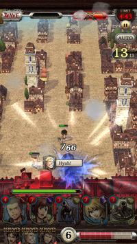 Attack on Titan TACTICS imagem de tela 6