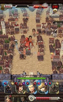 Attack on Titan TACTICS imagem de tela 9