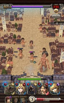 Attack on Titan TACTICS screenshot 11