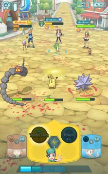 Pokémon Masters скриншот 7