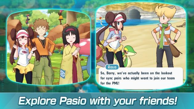 Pokémon Masters скриншот 1