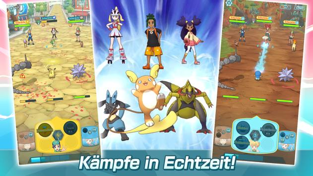 Pokémon Masters Screenshot 4