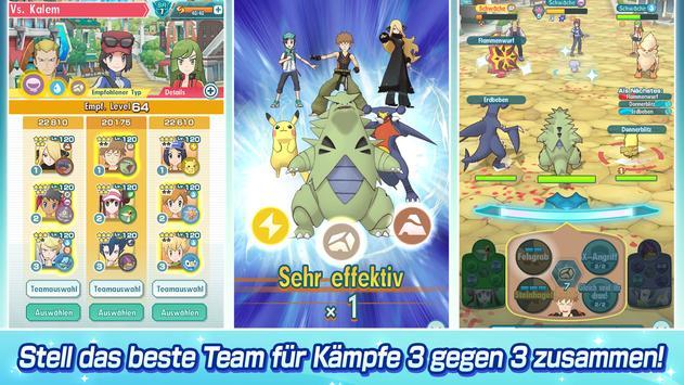 Pokémon Masters EX Screenshot 4