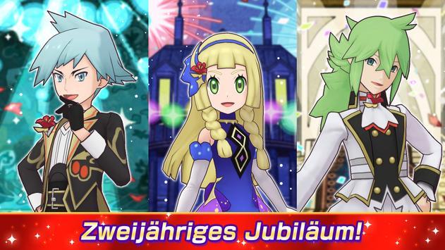 Pokémon Masters EX Plakat