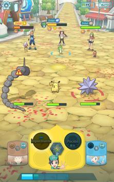 Pokémon Masters captura de pantalla 7