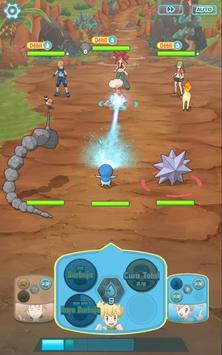 Pokémon Masters captura de pantalla 8