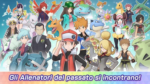 4 Schermata Pokémon Masters EX
