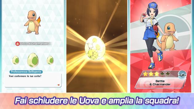 2 Schermata Pokémon Masters EX