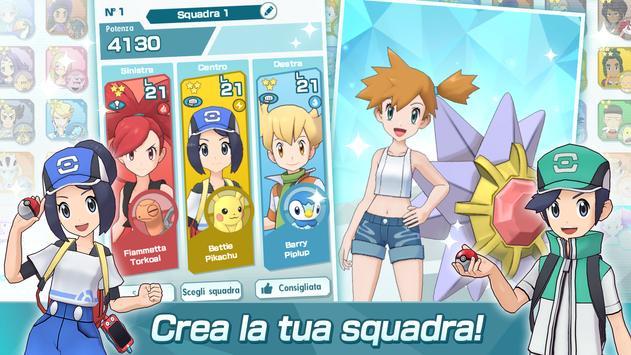 2 Schermata Pokémon Masters