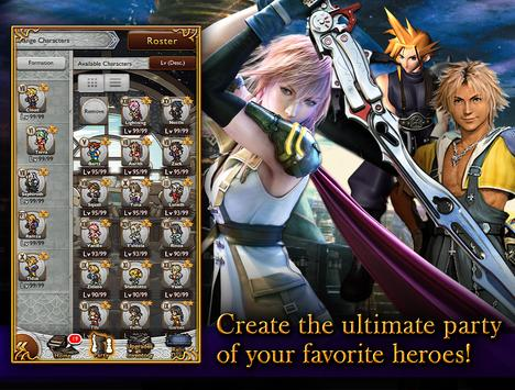 FINAL FANTASY Record Keeper screenshot 14