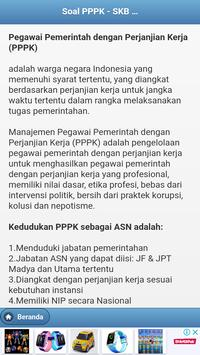 Soal CPNS PPPK Guru SD screenshot 1
