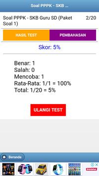 Soal CPNS PPPK Guru SD screenshot 3