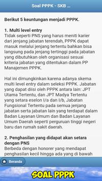 Soal CPNS PPPK Guru SD screenshot 5