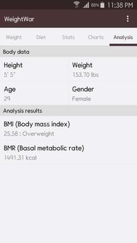 WeightWar screenshot 6