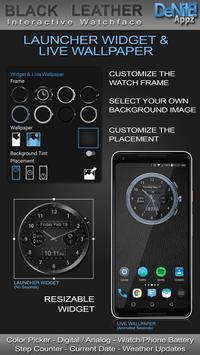 Black Leather HD screenshot 1