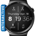 Essential Face HD WatchFace Widget Live Wallpaper