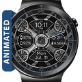 Mesh Gears HD Watch Face Widget & Live Wallpaper