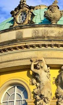 Wallpapers Sanssouci Palace screenshot 1