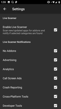 Addons Detector Screenshot 7