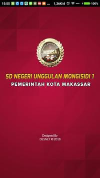 Simaster SD Mongisidi Makasar poster