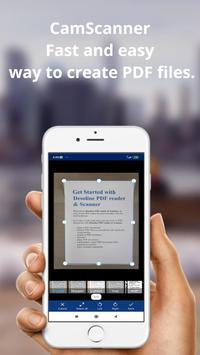 1 Schermata Desoline: Lettore e scanner PDF