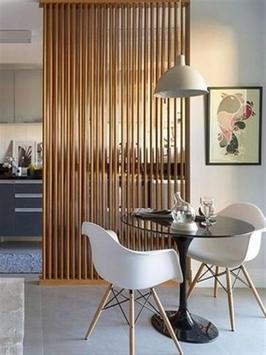 Modern Minimalist Room Divider Design screenshot 5