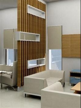 Modern Minimalist Room Divider Design screenshot 6