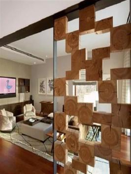 Modern Minimalist Room Divider Design screenshot 2