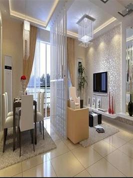 Modern Minimalist Room Divider Design screenshot 3