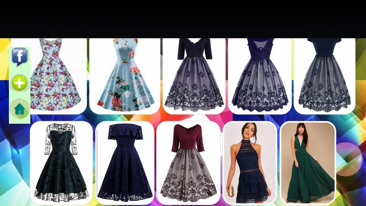 7+ Beautiful Korean Dress Designs for Android - APK Download