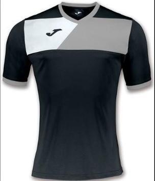Futsal jersey design poster