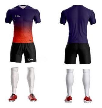 Futsal jersey design screenshot 1