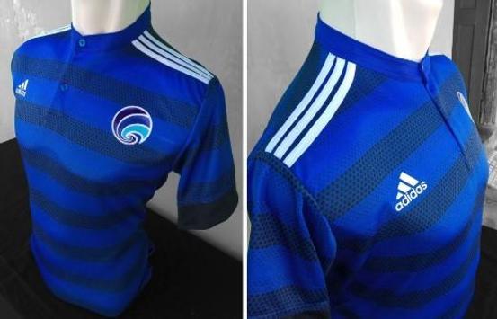 Futsal jersey design screenshot 3