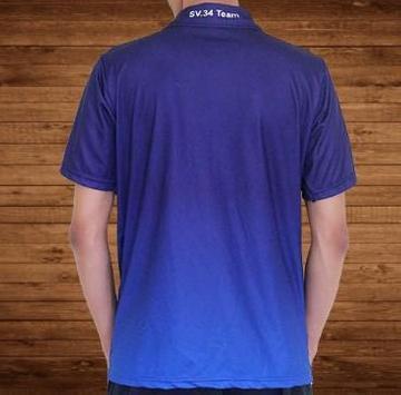 Futsal jersey design screenshot 4