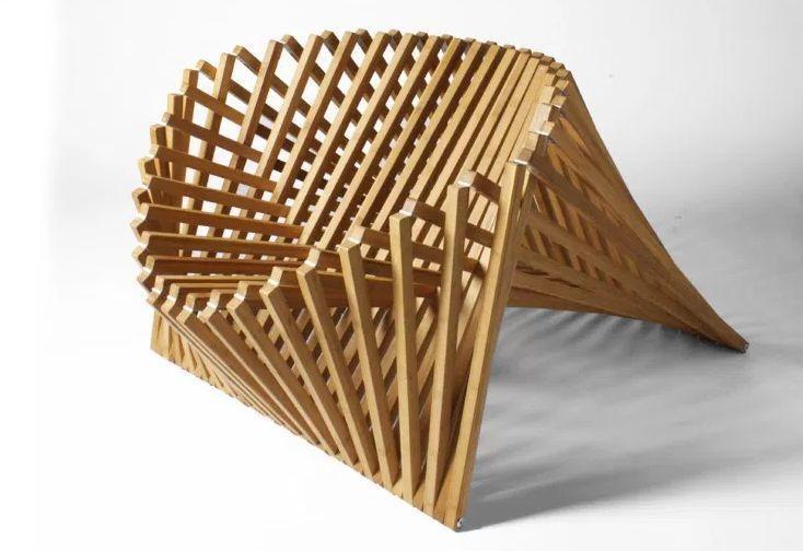 72+ Desain Kursi Dari Bambu Gratis