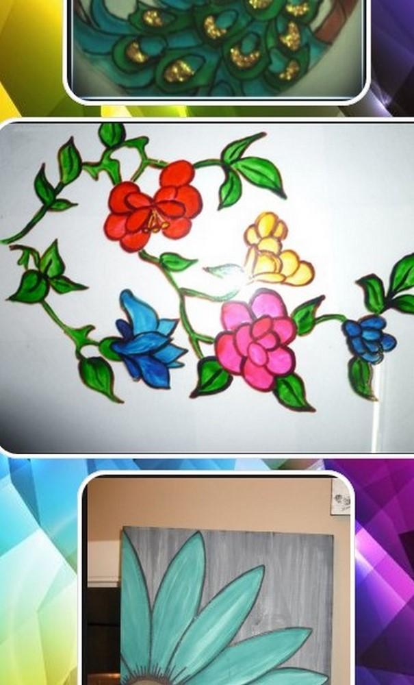 desain lukisan kaca for Android - APK Download