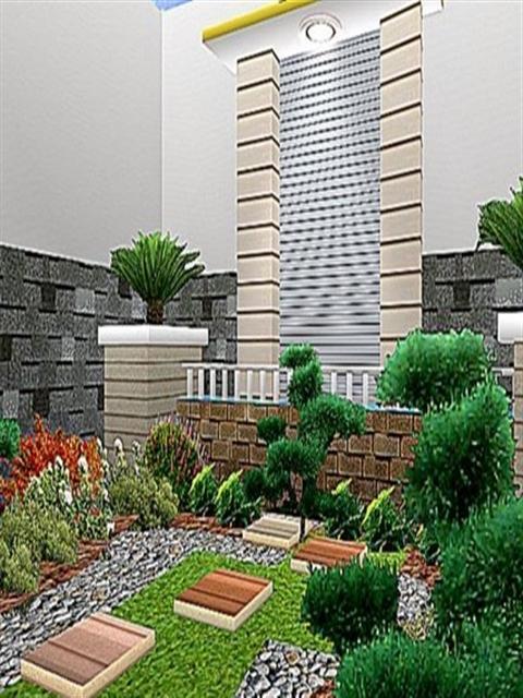 Desain Taman Dalam Ruangan For Android Apk Download