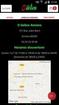 O Delice Amiens screenshot 3