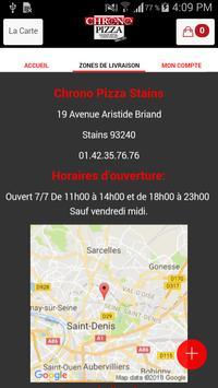 Chrono Pizza Stains screenshot 3