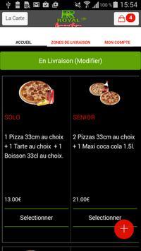 Royal Pizza Valence screenshot 2